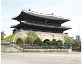 Sungnyemun Gate(National Treasure No.1)