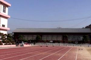옥천 죽향초등학교 구 교사