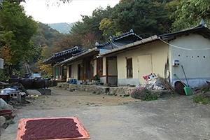 예천 청룡사 석조여래좌상