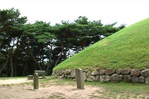 경주 선덕여왕릉