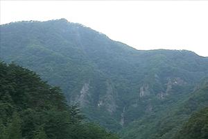 삼척대이리동굴지대