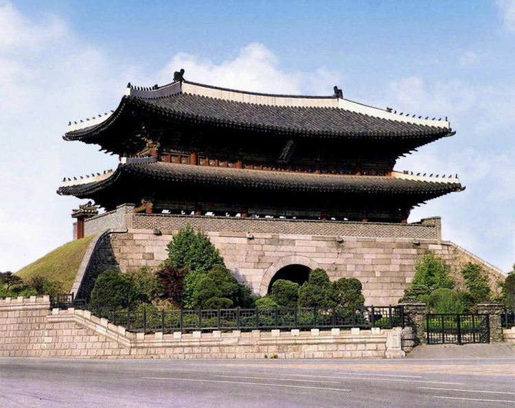 The South Gate of Seoul