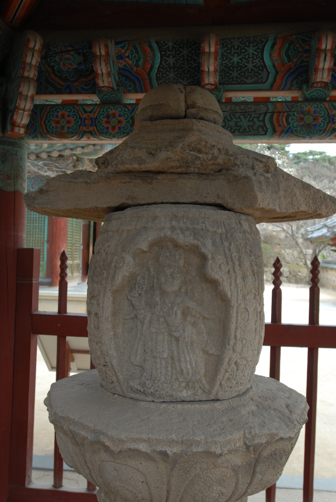 Stupa of Bulguksa Temple, Gyeongju