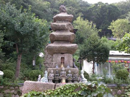 영취사 5층석탑