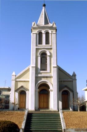 거룩한말씀의수녀회성당