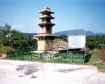 주천삼층석탑