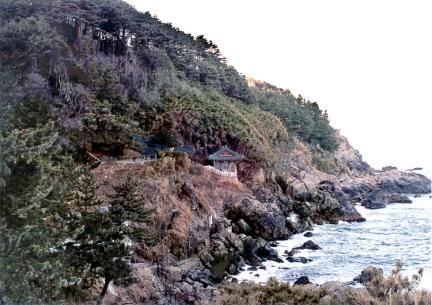 양양낙산사홍연암원경