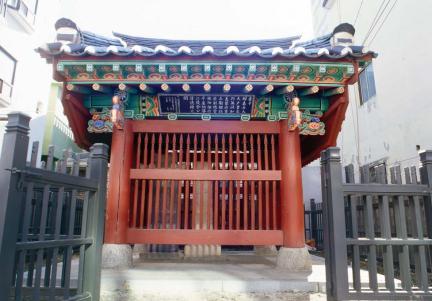 강릉효자리비