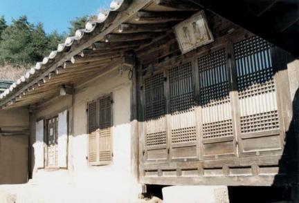 양양김성래가옥(안채)