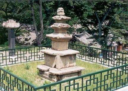 고운사삼층석탑