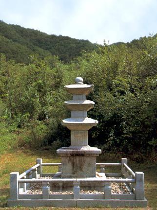 무곡리삼층석탑