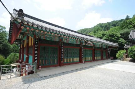 팔영루 (촬영:문화재청)
