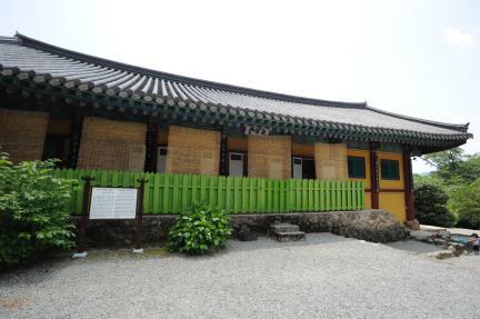 쌍계사설선당 (촬영:문화재청)