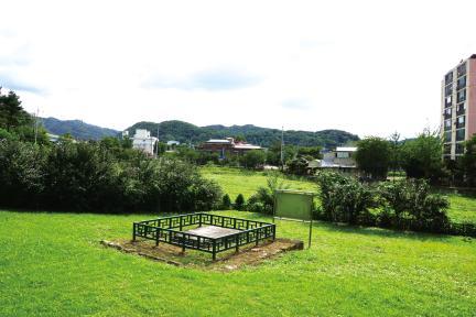 홍천 양덕원 삼층석탑(도난후)
