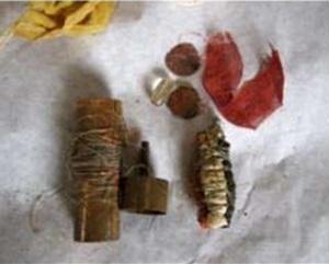지장암 소조지장보살좌상 및 복장유물