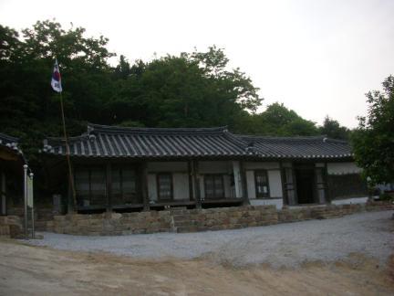 강릉 시호고택