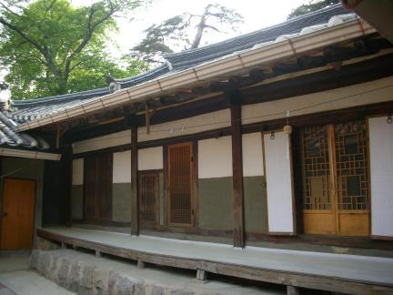 강릉 운파 고택