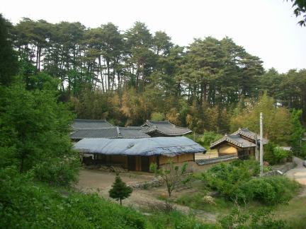 강릉 회계 고택