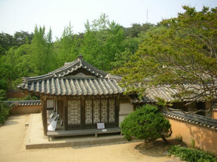 강릉 초당동 고택