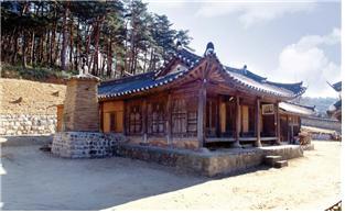 강릉 모학당 고택