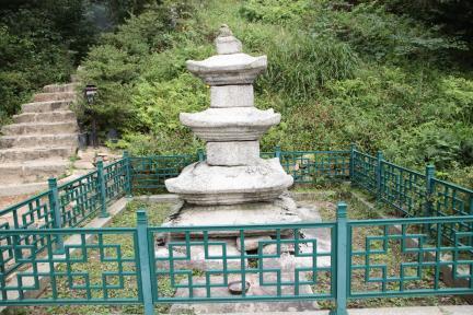 하판리 지진탑