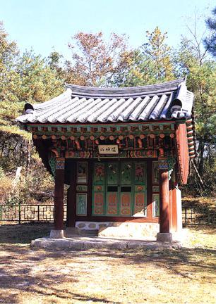 덕릉마을산신각