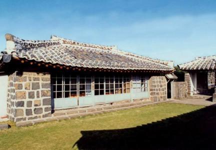 황인관가옥(밖거리)