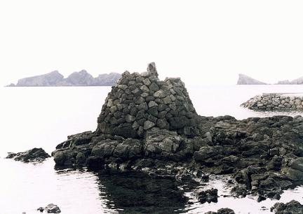 용수마을방사탑1호