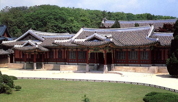 Huijeongdang Hall
