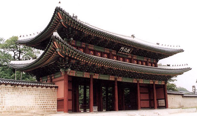 Donhwamun Gate