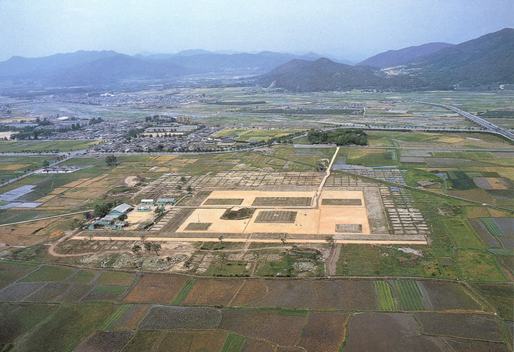 General View of Hwangnyongsa Temple Site