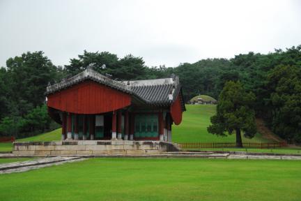 태릉 정자각