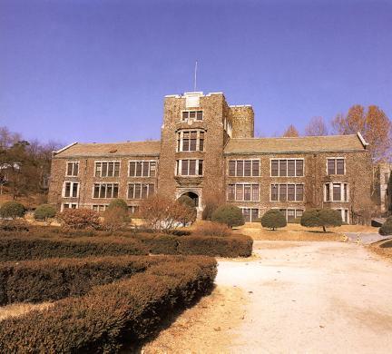 언더우드관전경 / General view of Underwood Hall