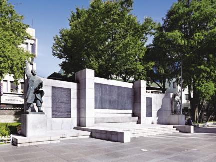 서울 탑골공원 - 기념비