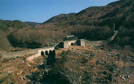 금정산성(서문주변)