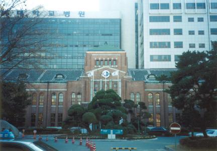 구 도립대구병원 근경