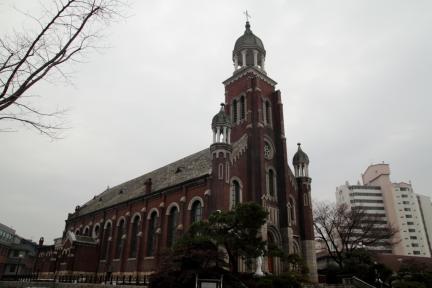 인천 답동성당