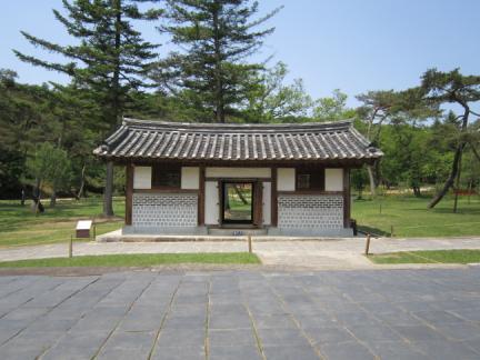 영릉(英陵) 수라간