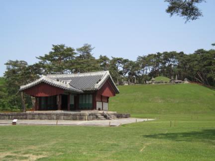 영릉(英陵) 정자각