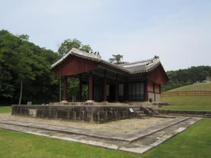 영릉(寧陵) 정자각