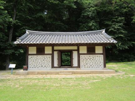 영릉(寧陵) 수라간