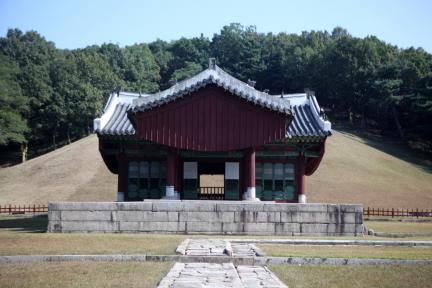 홍릉 정자각