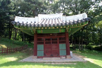 홍릉 비각