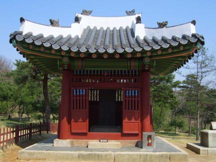 장릉 비각
