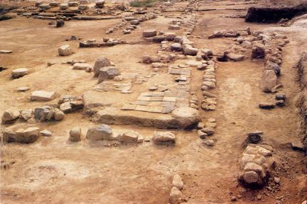 발굴전경('85)