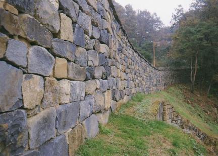 만하루주변성벽