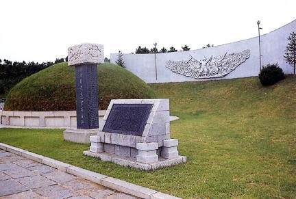 칠백의총묘소