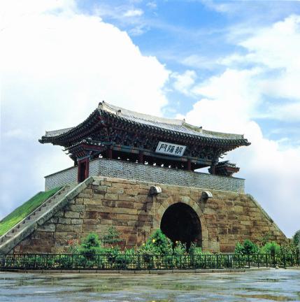 홍주성(조양문,아문,산성)
