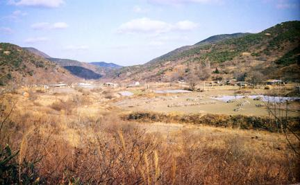 서산보원사지(전경)