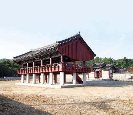 논산 돈암서원 - 문루(좌앙루)